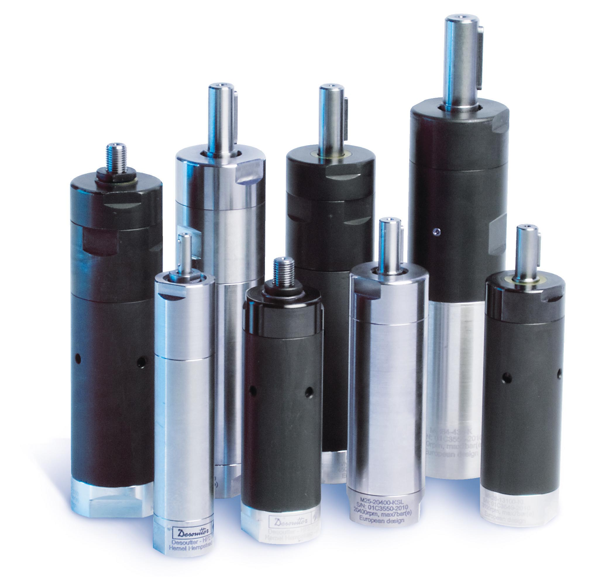 Desoutter air motors compressed air online for What is air motor